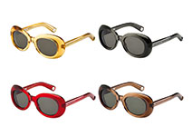 The new Marc Jacobs Sunglasses for Spring/Summer 2013 : A glamorous and easy-to-wear personality