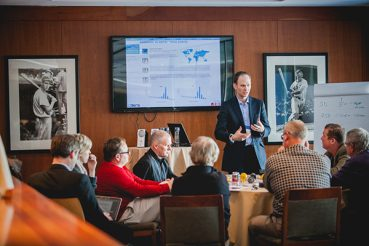 ADLENS® hosts an inspirational sales event at Fenway Park, Boston