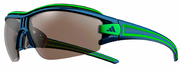 Biking without compromises: The evil-eye halfrim models from Adidas Eyewear