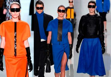 Marchon presents sunglasses that were featured on the runways at the latest Fashion Week
