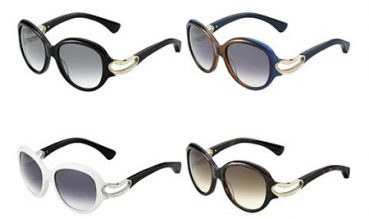 Alexander McQueen introduces the Heroine collection: its latest range of sunglasses for Spring/ Summer 2013.