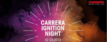 """Carrera Ignition Night"" #1 Past. Present. Future."