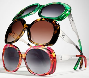 "Pierre Cardin Eyewear Presents Its ""Re-Edit"" Capsule Collection For Spring/Summer 2013"