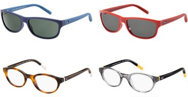 Tommy Hilfiger introduces new eyewear styles for kids