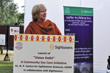 'Vision Delhi' Eye Care Project's Second Phase launched in East Delhi