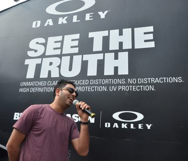 """""""See The Truth"""" in style this season: Oakley"""