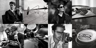 Giorgio Armani: The new Frames Of Life campaign, Timeless Portraits, depict modern individuals