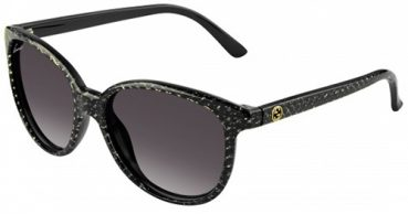 The Gucci Diamond Glitter Eyewear Capsule Collection