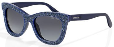 Jimmy Choo introduces FLASH sunglasses for Autumn Winter 2013