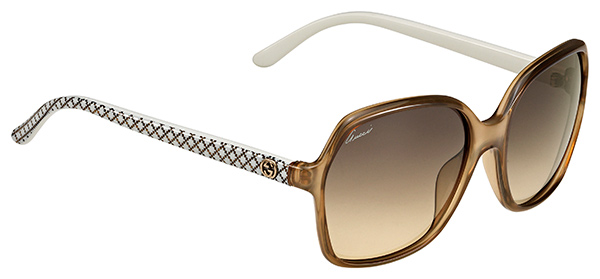 6db58843d5d The Gucci Diamond Glitter eyewear capsule collection
