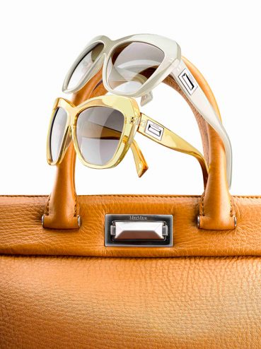 Max Mara presents its eyewear capsule collection dedicated to the Hollywood bag