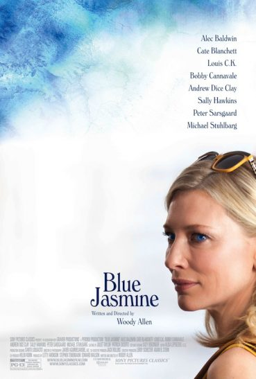 Cate Blanchett wear Fendi sunglasses in 'Blue Jasmine' movie