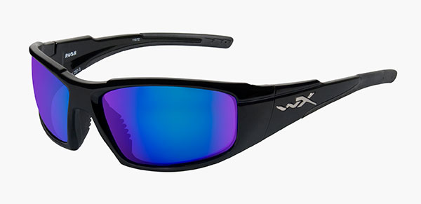 WX Rush Polarized Sunglasses Deliver Glare-cutting vision, Good Looks And Shatterproof Protection For Fishermen