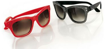 Introducing Valentino Rockstud Rouge And Rockstud Noir Eyewear