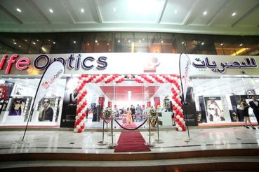 Life Optics Launches The Largest Eyewear Showroom In The Region