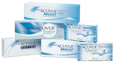 Acuvue Contact Lenses Celebrates 25 Years Of Revolutionary Eye Care