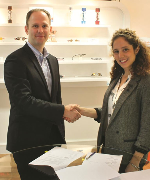A New Strategic Partnership For Adlens In Israel With Rassin E & F