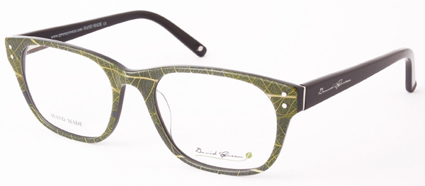 6b883e9471 David Green Eyewear - Redefining  Going Green