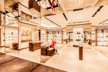 Salvatore Ferragamo's Vienna Boutique Reopens After A Makeover