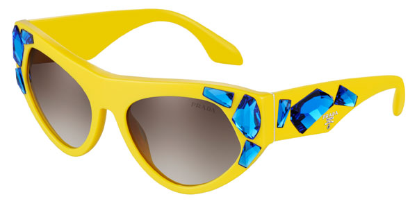eae37c3c8bd Prada Eye-wear s SS 14 Collection   Classy And Chic!