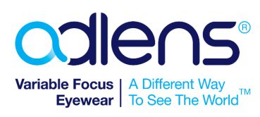 Adlens Announces Strategic Partnership With Canadian Eye-wear Distributor