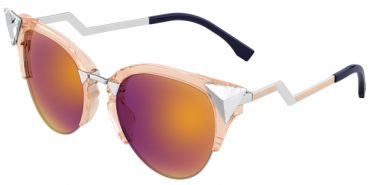 Fendi Presents Iridia Sunglasses