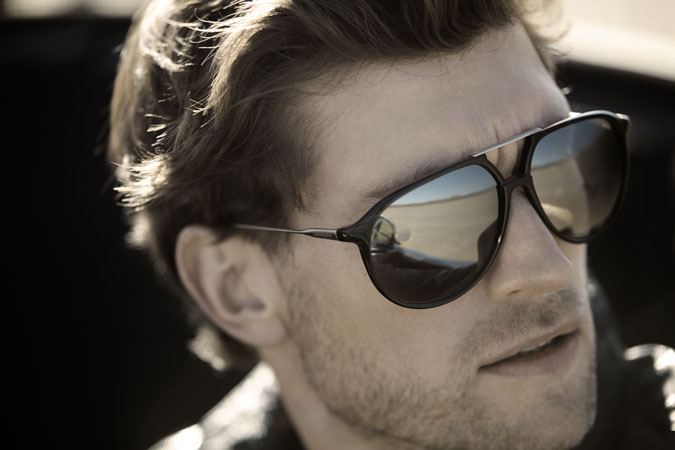A Flying Start With Safilo's Carrera 85/s