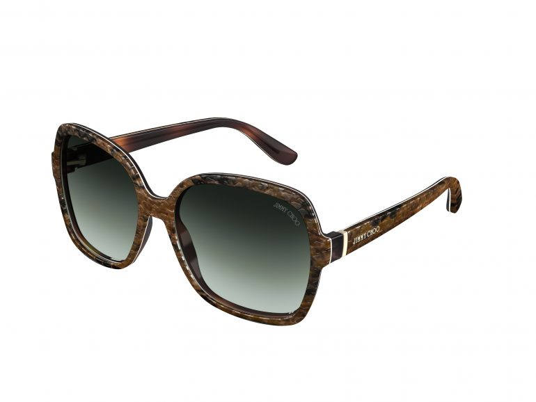 f582579d2fa5 Catch The Eye With Jimmy Choo s Spring Summer Eye-wear 2014 Collection