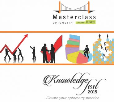 Masterclass Optometry Organises Knowledge Fest 2015 Conference