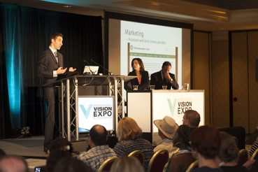 Vision Expo West Continues Its Successful Run
