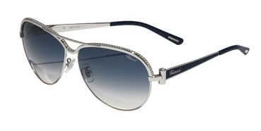 Chopard Launches Rhinestone Eyewear Collection