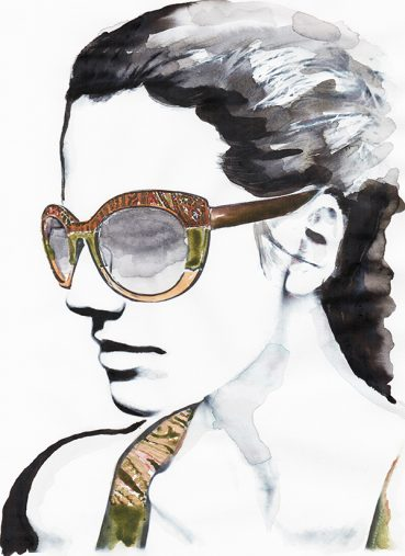 The New Etro Eyewear Collection From Marchon Makes Its Debut