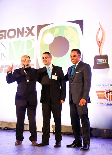 Tag Heuer L-Type T Wins Vision-X VP Award