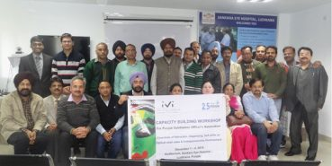 IVI-NVG Organise Capacity Building Workshop For National Ophthalmic Association