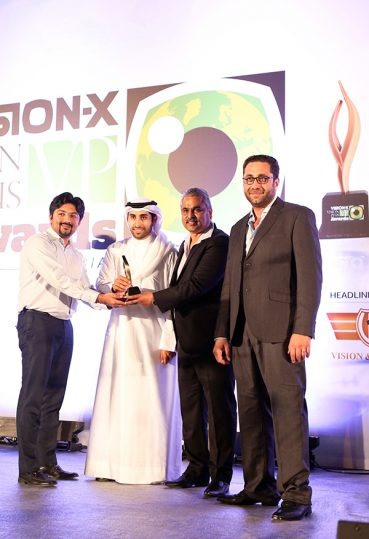Chopard Sunglasses Shine At Vision-X VP Awards