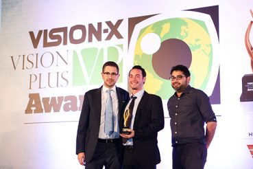 MODO 4046 Wins Vision-X VP Award