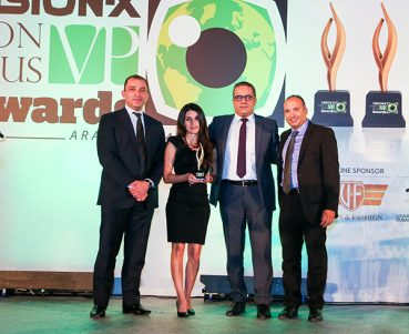 ACUVUE® Brand Contact Lenses Wins Vision-X VP Award