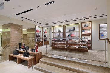 Salvatore Ferragamo Celebrates The Reopening Of Its Moscow Stoleshnikov Boutique
