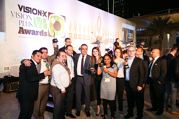 Essilor Makes Its Presence Felt With Four Awards!