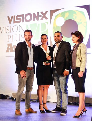 Maui Jim Is The Jury's Favourite At Vision-X VP Awards
