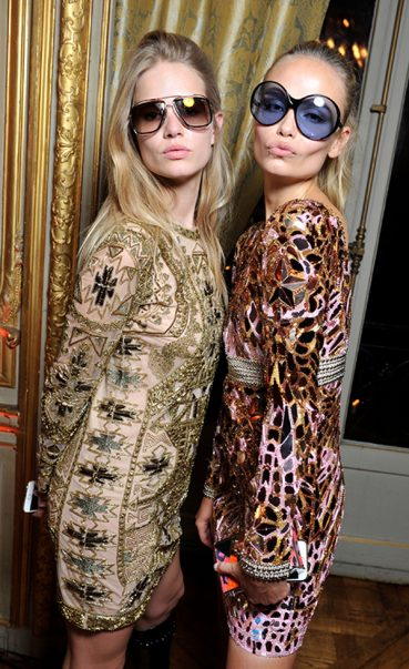 Emilio Pucci And Marcolin Celebrate The Worldwide Launch Of New Eyewear Collection