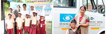 Essilor Vision Foundation Brings Vision Care To Rural Southern India
