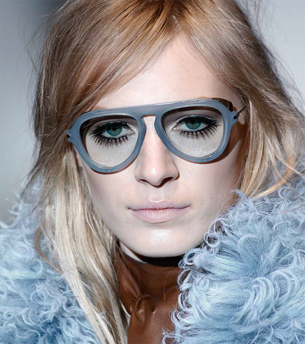 079d24d996 Presenting Fashion Show Sunglasses From Gucci s Fall Winter 2014-2015  Collection