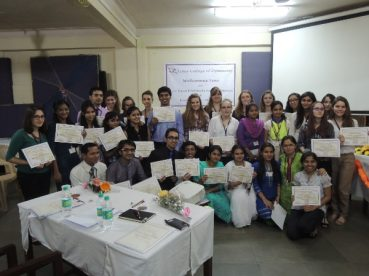 Lotus College Of Optometry And ICO Organise Student-Exchange Program