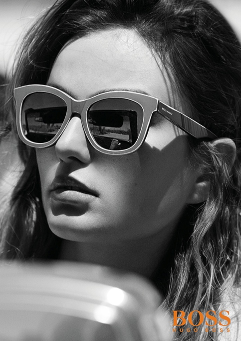BOSS Orange Eyewear Collection For Spring/Summer 2015