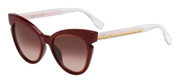 Fendi Brings Monochrome Eyewear For The Holidays