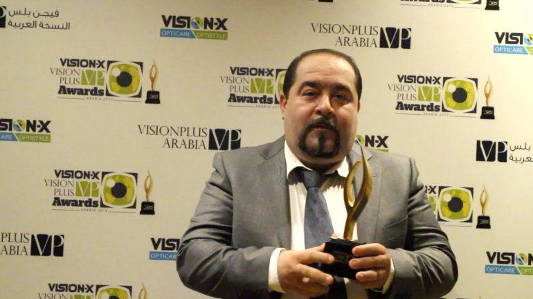 Essilor Varilux S Series  Wins Vision-X VP Award 2015