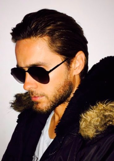 Jared Leto Is The New Face Of The Carrera 2016 Campaign