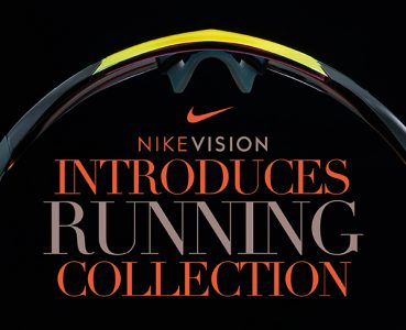 Nike Vision Introduces Running Collection