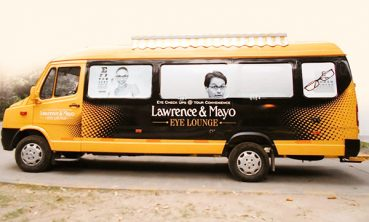 Lawrence and Mayo Takes Retail On Wheels